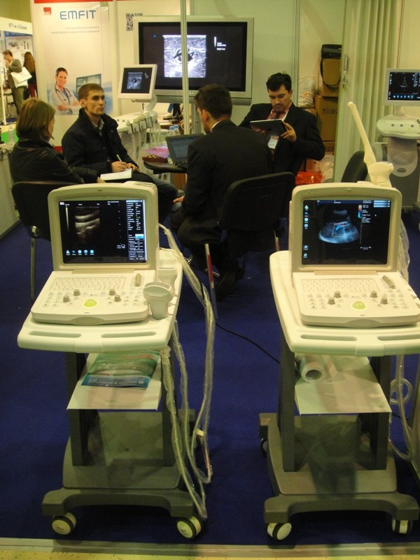 Выставка Здравоохранение-2011 2