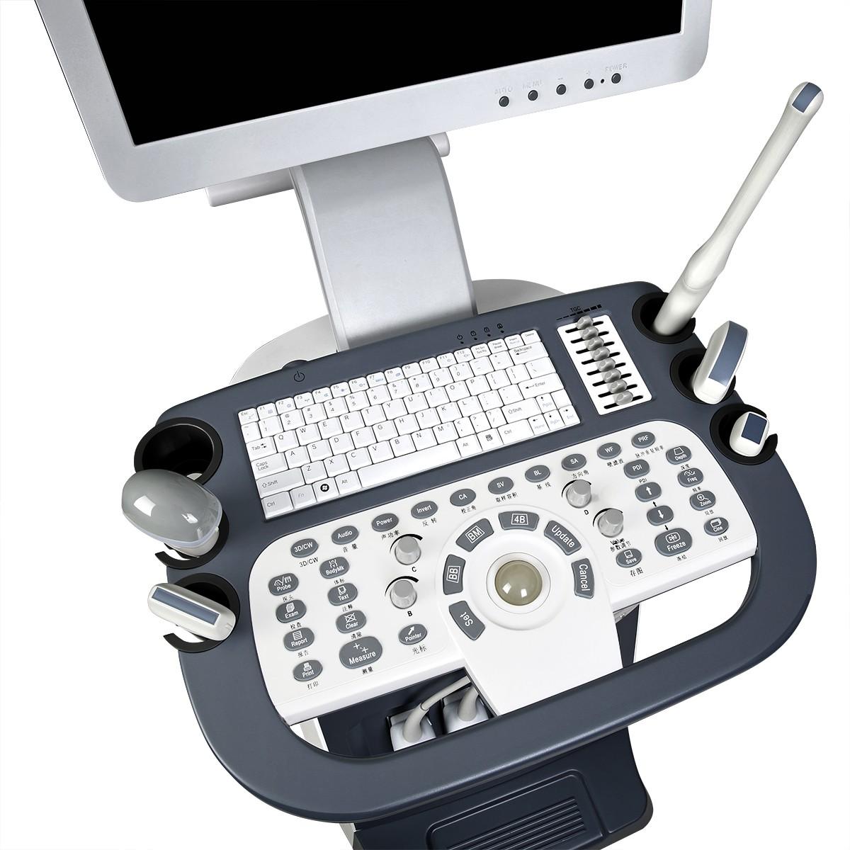 УЗИ сканер AcuVista RS880t с цветным допплером и 3D 8